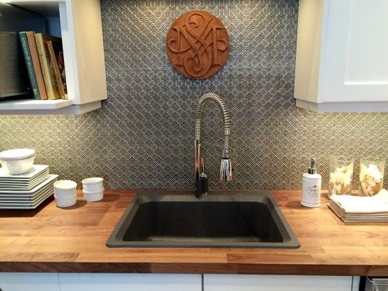 Kitchen Backsplash Rolls Brand New Cost Faux Tin 2 X10 Roll 65 Many Colors Patterns Available