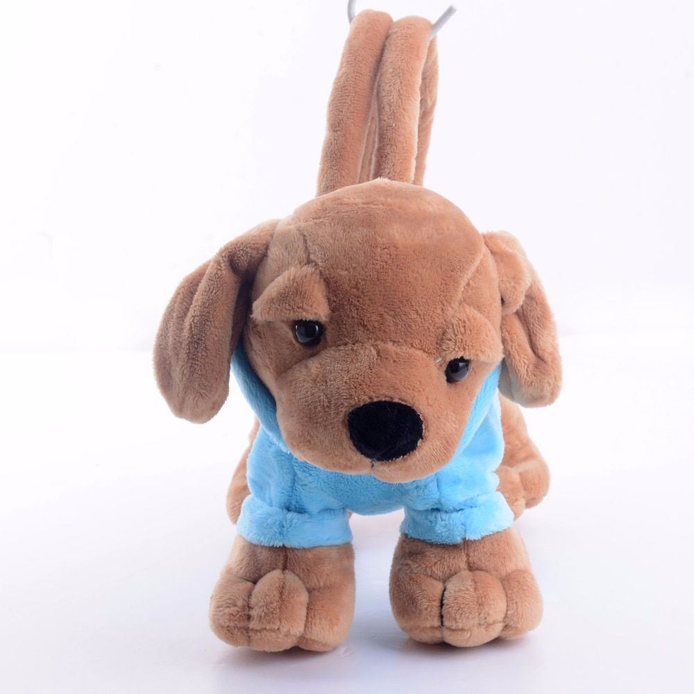 Gloveleya Plush Cartoon Dog For Kids Coin Holder 3d Poodle Toys