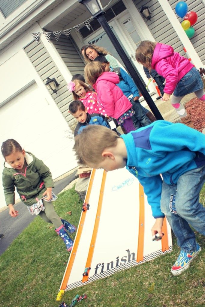 Hot Wheels Birthday Party! - The Party Porch