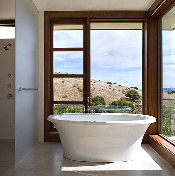 Soaking tub House Pinterest Tubs, Master bathrooms and