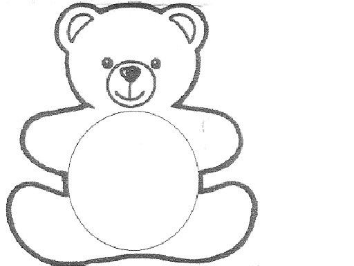 nounours feutrine patron nounours ours et compagnie thme ours maternelle boucle idees bebe patrons bb 3 petits cochons trois ours
