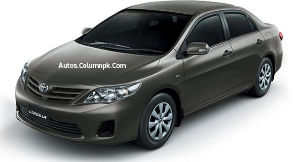 New Toyota Corolla Ecotec Xli Gli 2013 Price In Karachi Pakistan Toyota Corolla Toyota Corolla