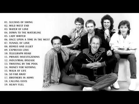 Dire Straits : Greatest hits full album ||