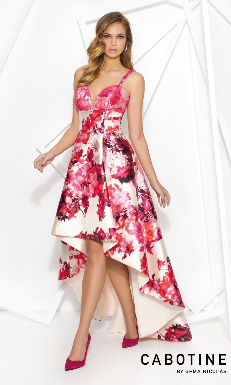 Cabotine 5007963 Fuxia | Cabotine | Pinterest | Diseños de vestido y ...