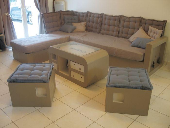 le boulot cardboard pinterest m bel aus pappe karton und pappe. Black Bedroom Furniture Sets. Home Design Ideas