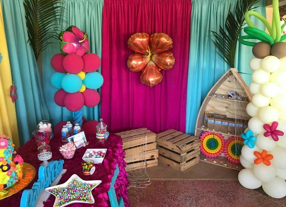 Pin by sonia perez on moana party ideas pinterest for 2nd birthday party decoration ideas