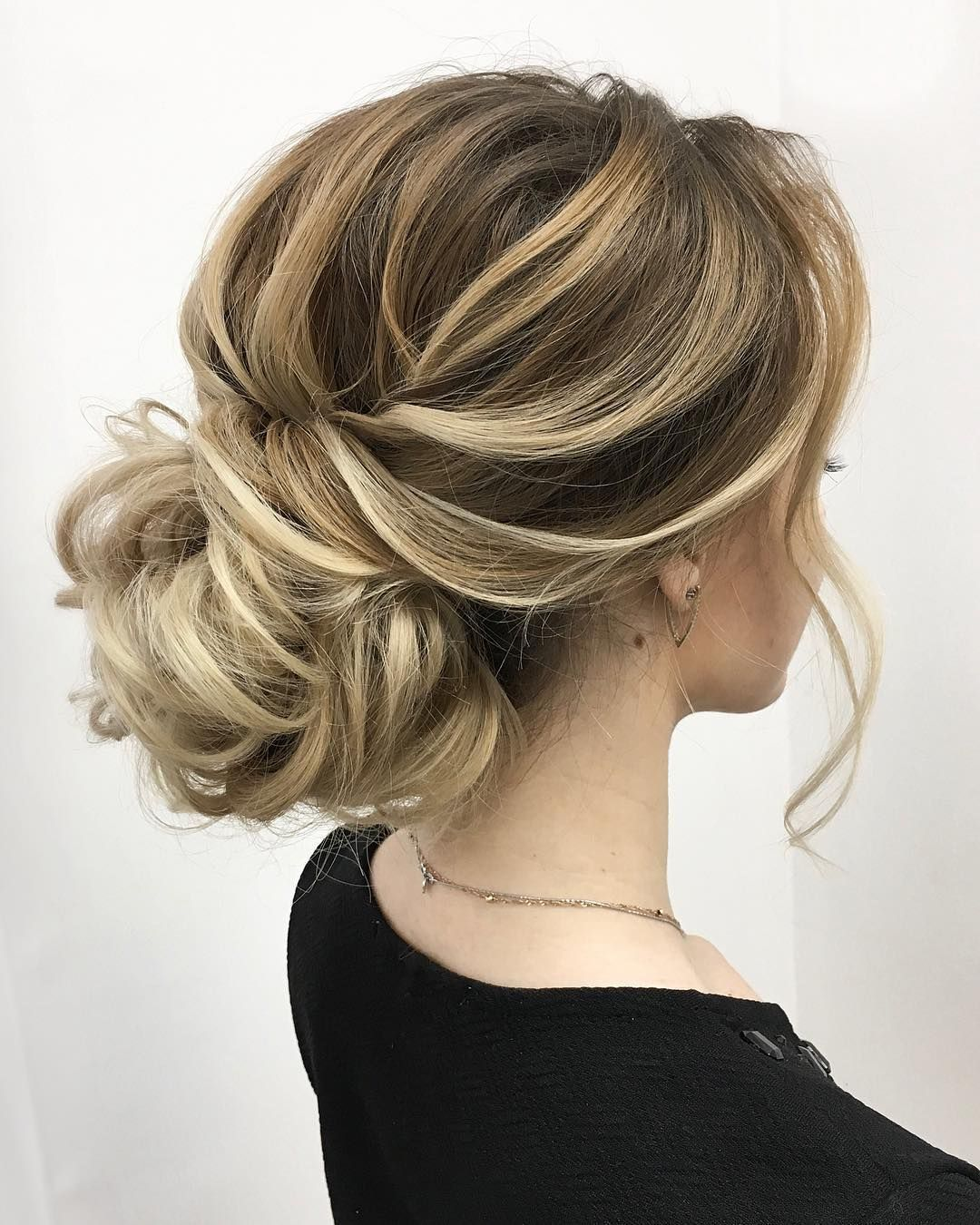 textured wedding updo hairstyle ,messy updo wedding