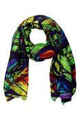 Fabryan - English brand  Beautiful silk scarve. http://shop.fabryan.com  www.greenorangefashion.com
