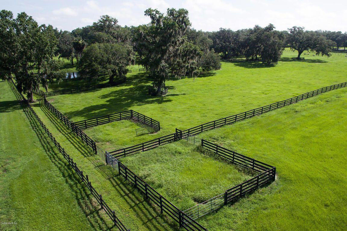 45 Acre Ocala Farm Ohp1686 Ocala Horse Properties Horse Farm Ideas Dream Horse Barns Horse Farms