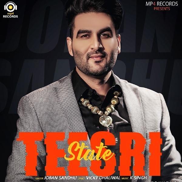Teesri State Joban Sandhu Mp3 Song Download Joban Sandhu New Song