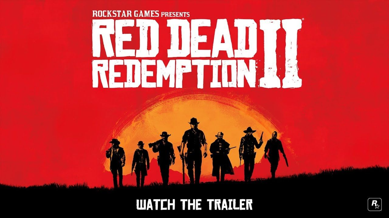 Red Dead Redemption 2 Trailer Historia De Los Videojuegos Rockstar Videojuegos