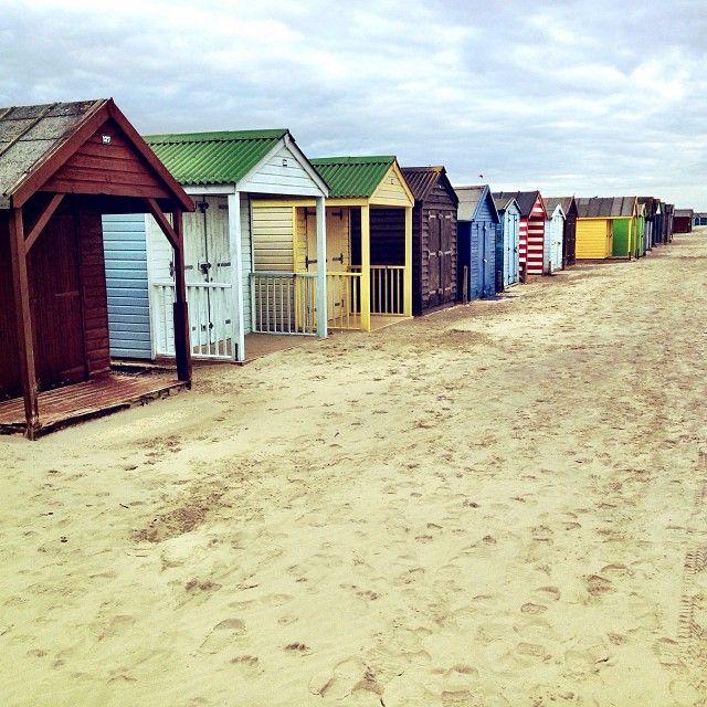 Carpentero Beach Huts Camping: Sea Sussex And Sun