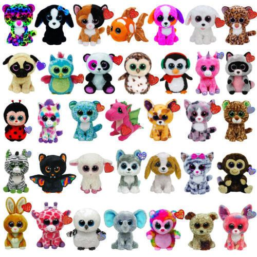 f9f96cfba97 1.89 GBP - 6  Inch Ty Beanie Boo Boos Choose Your Favourite Soft ...