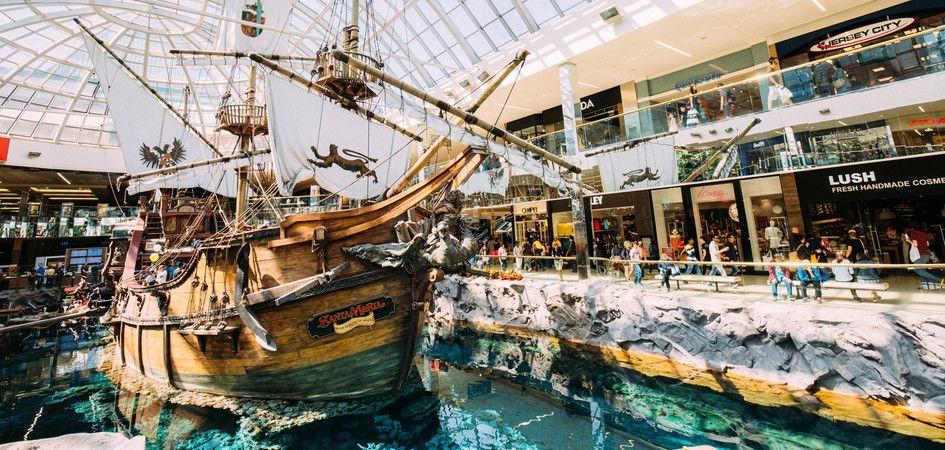 West Edmonton Mall is the Mt. Everest of indoor