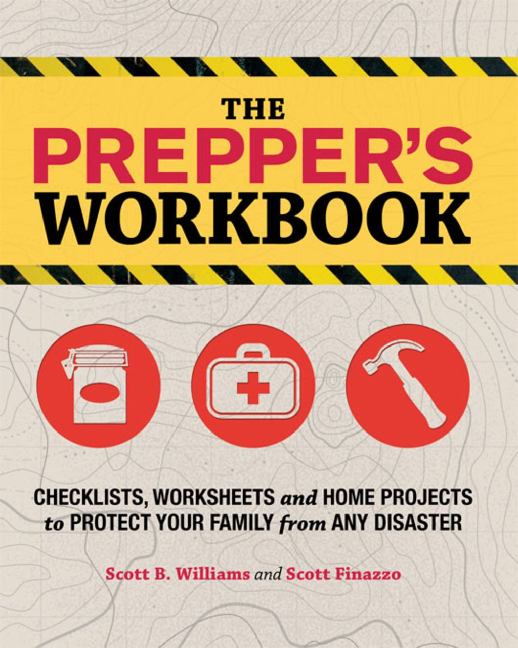 The Prepper S Workbook Checklists Worksheets And Home