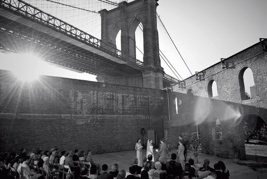 My Ultimate Dream Wedding Venue The Warehouse In Dumbo