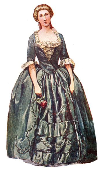 Colonial Clothing For Women Colonial Clothes Colonial Gown Of