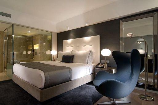 Foto Desain R Tidur Ala Hotel Bintang 5 Rumah Idaman