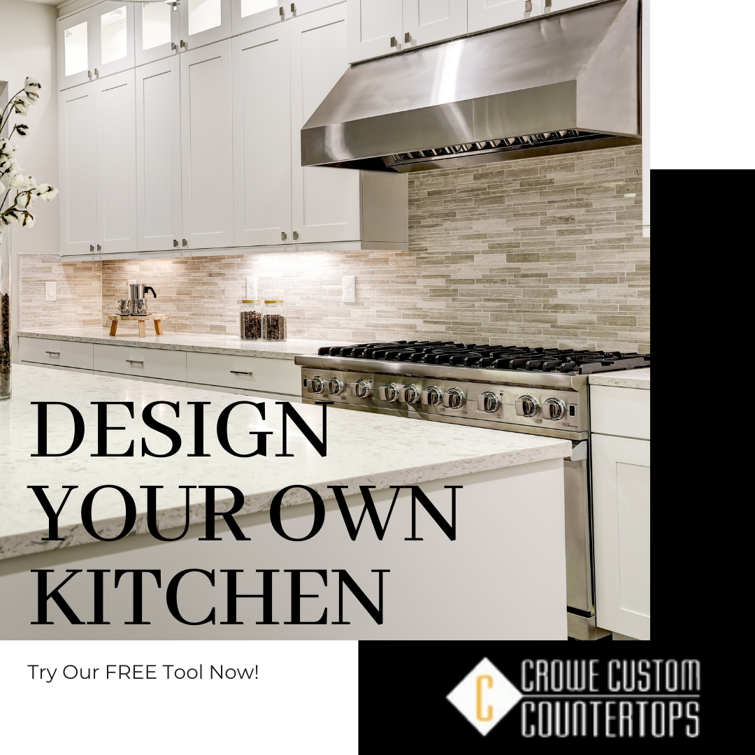 Try Our Free Kitchen Visualizer In 2020 Custom Countertops Kitchen Installation Kitchen Visualizer