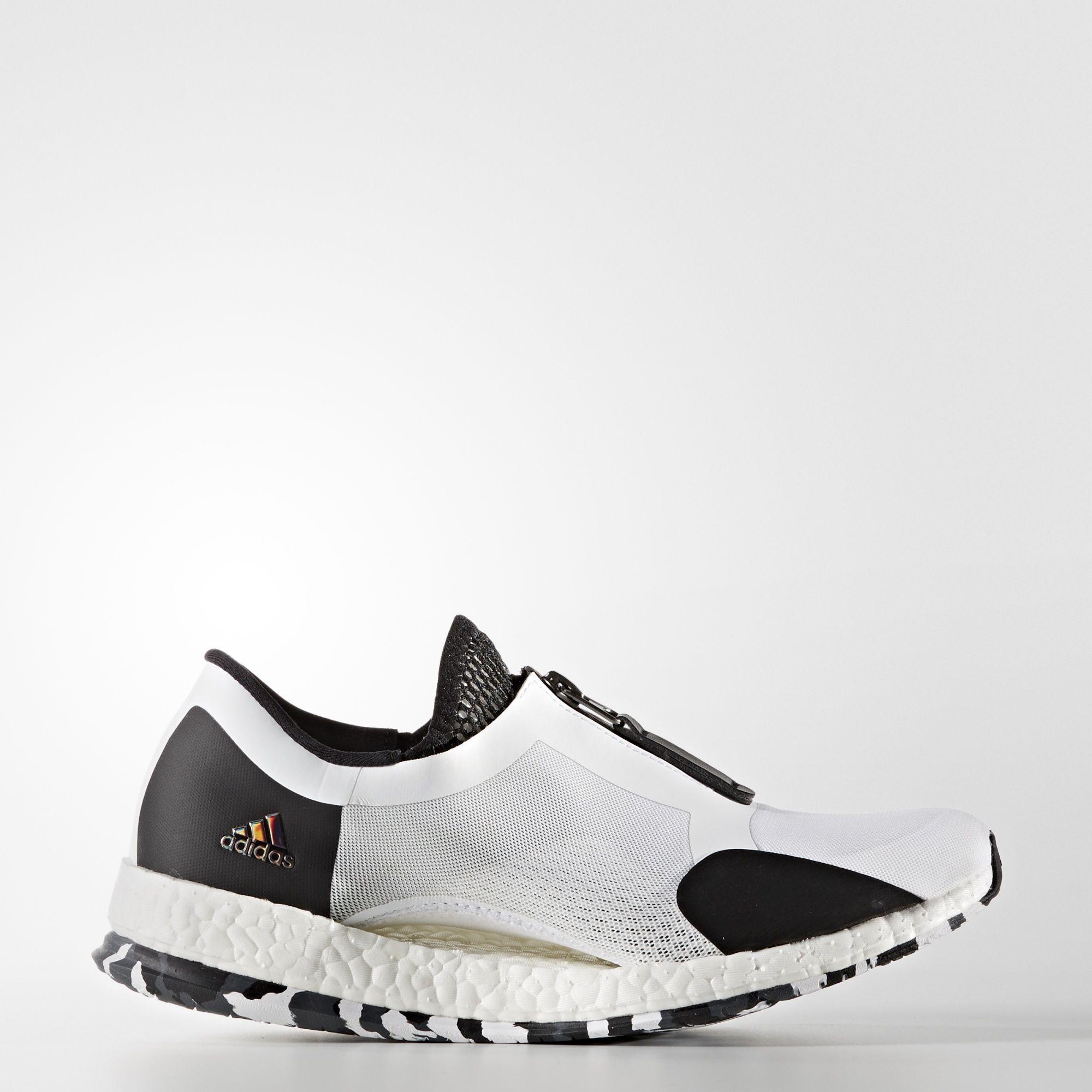 e2400f0decb99 adidas - PureBOOST X Trainer Zip Shoes