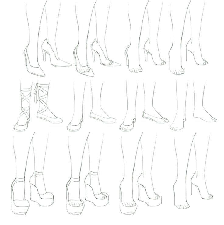 Schuhe Fersen eingekeilte Ballerinas #ballerinas