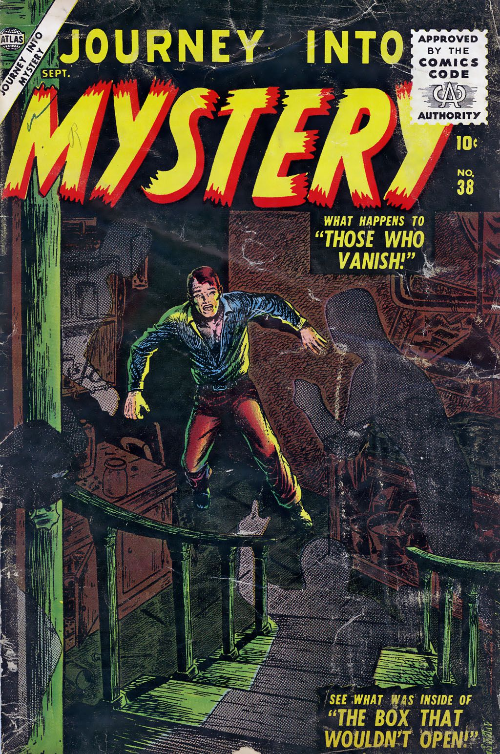 Pin by anthony campanile on journey into mystery 182