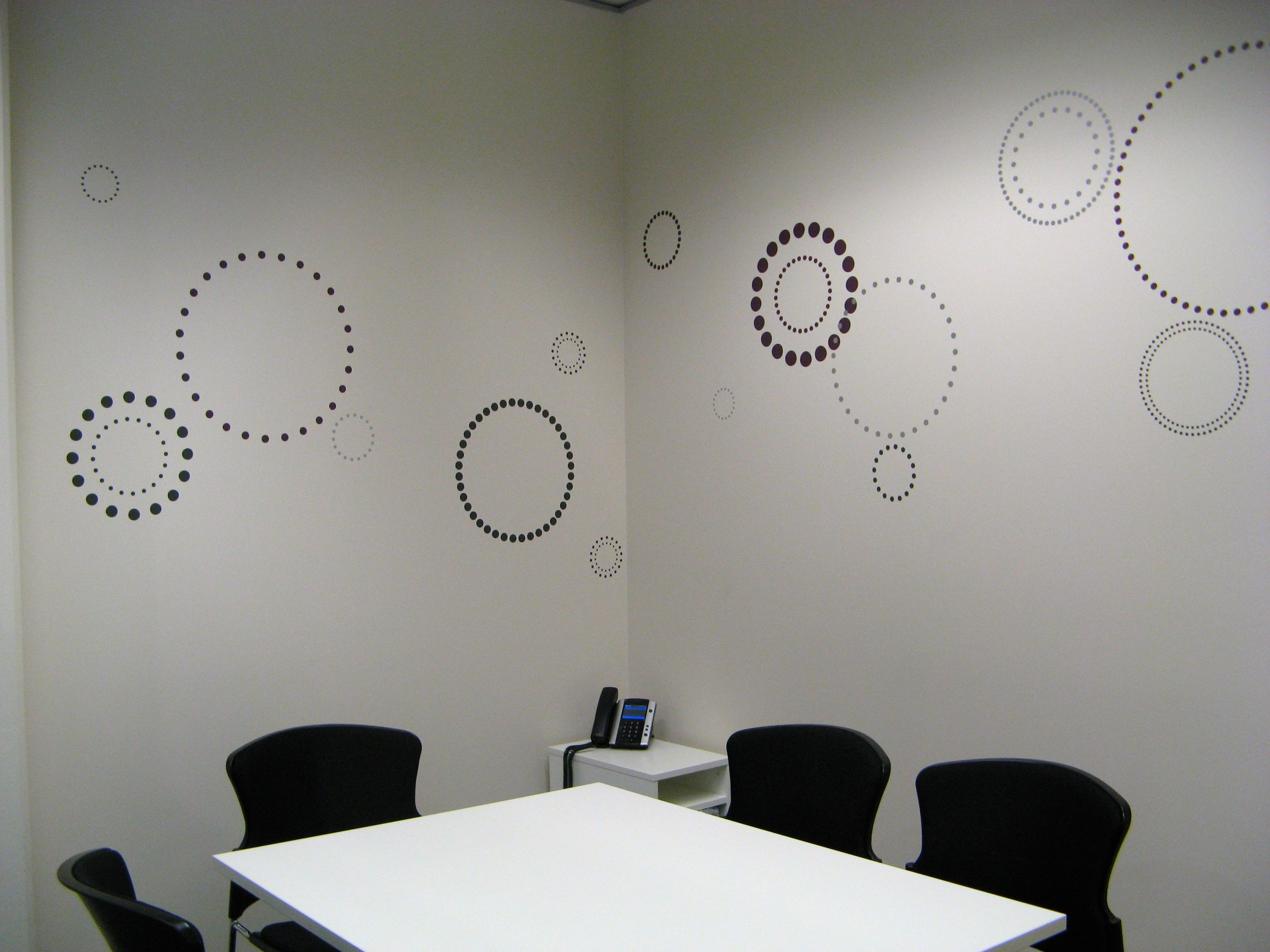 meeting room wall decals office decal work quote from china