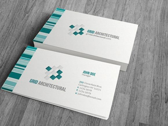 35 Free Professional Business Card Templates
