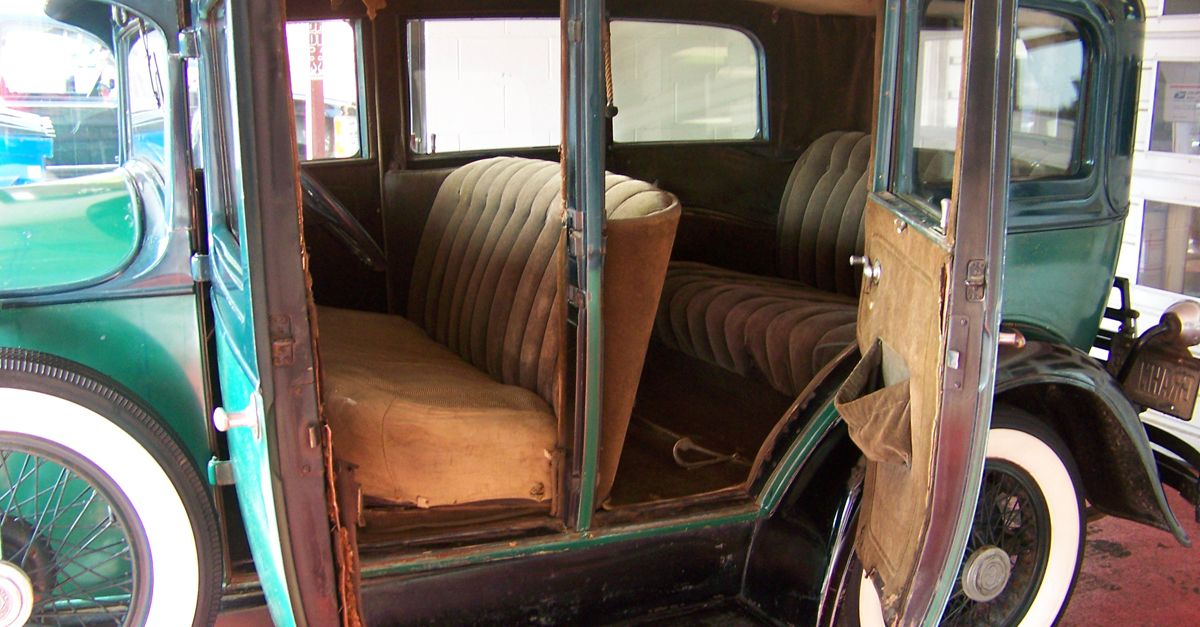 1928 Graham-Paige 614 5 Passenger Sedan For Sale | OldRide.com ...