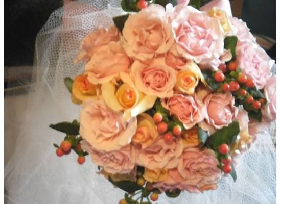 Florist Is From Lancaster Pa Wedding Flowers By Cyndi