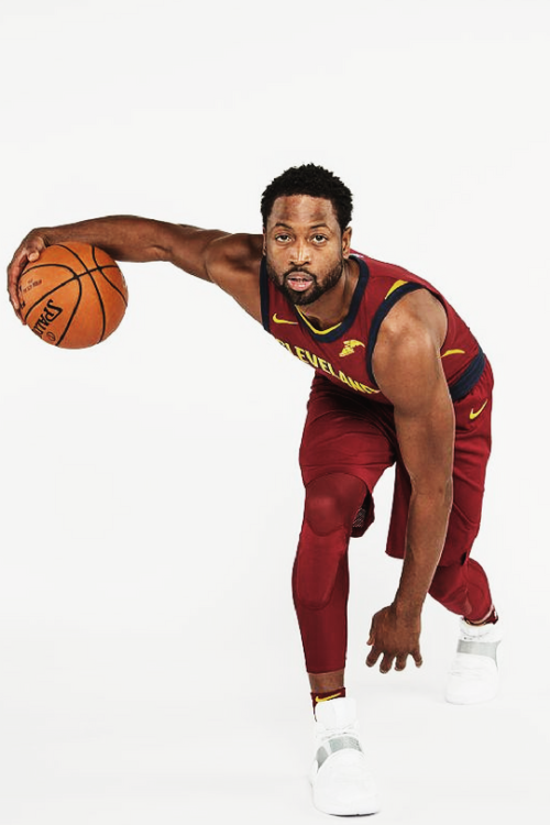 New Threads For Dwayne Wade Of The Cleveland Cavaliers Http Ift Tt 2ynh5dt Best Nba Players Dwyane Wade Sports Images