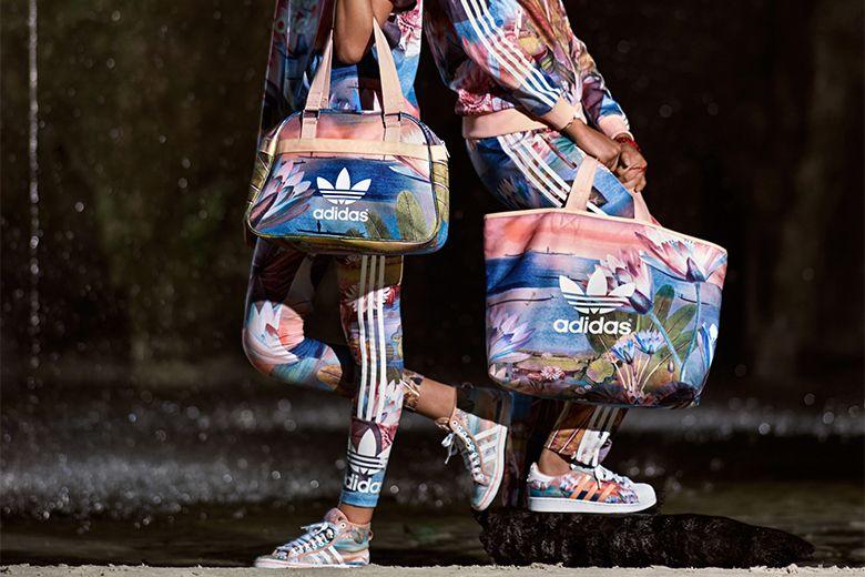 The Farm Company x adidas Originals WMNS 2015 SpringSummer