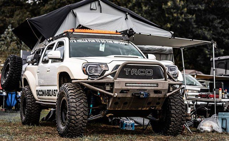 """Wayland's Expedition Toyota Beast"""" Build Takes"""