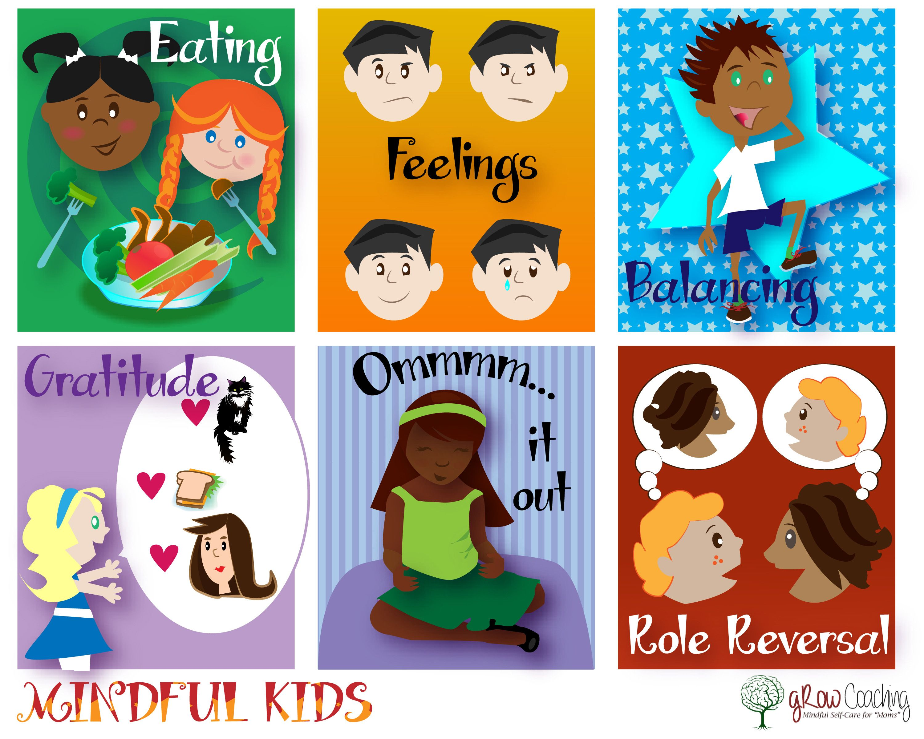 Mindful Kids 6 Games To Teach Your Kids Compassion Self