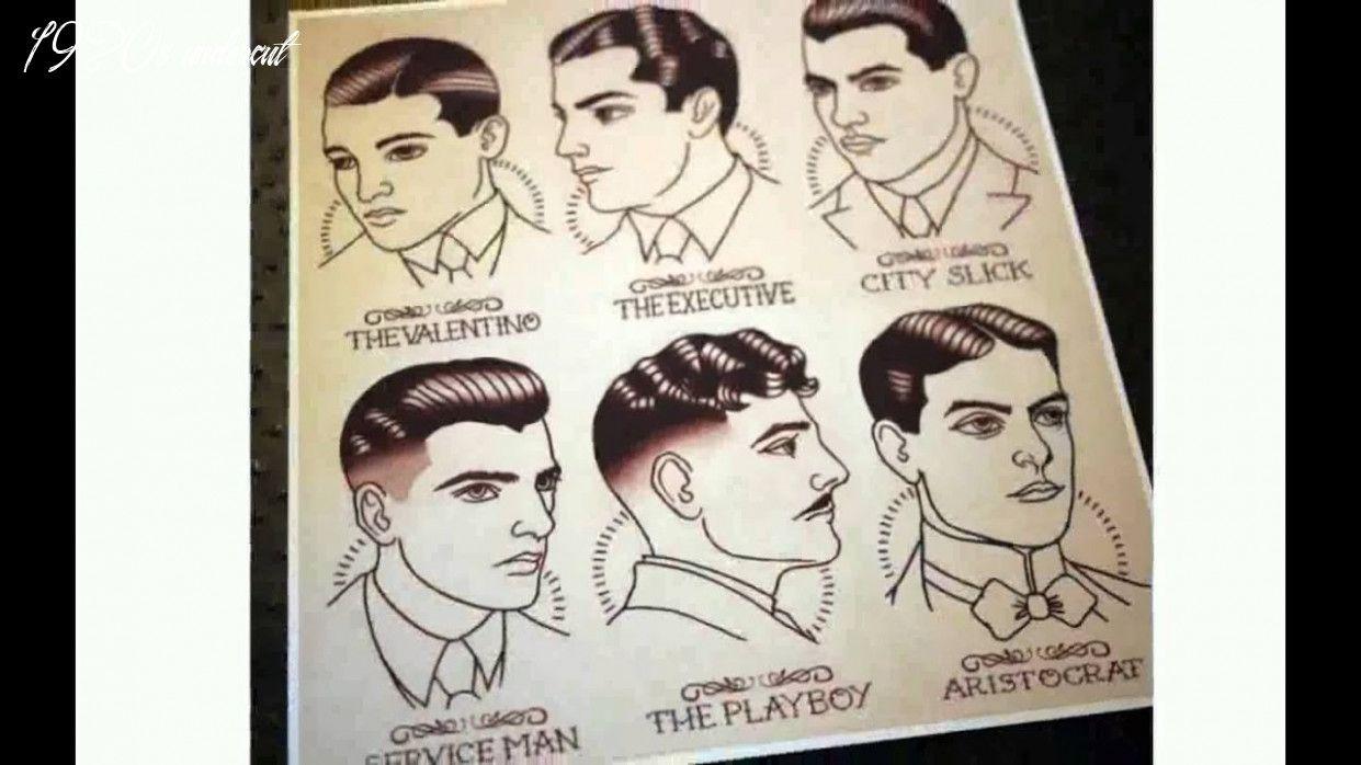 12 1920s Undercut In 2020 1920s Mens Hair Hair Styles Trendy Mens Hairstyles