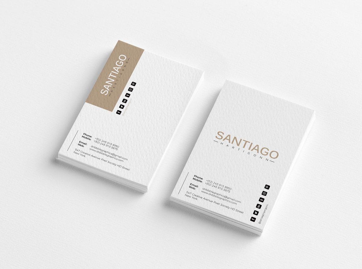 Free Textured Brand Business Card Mockup Psd 2018 Free Business Card Mockup Business Card Mock Up Business Cards Mockup Psd