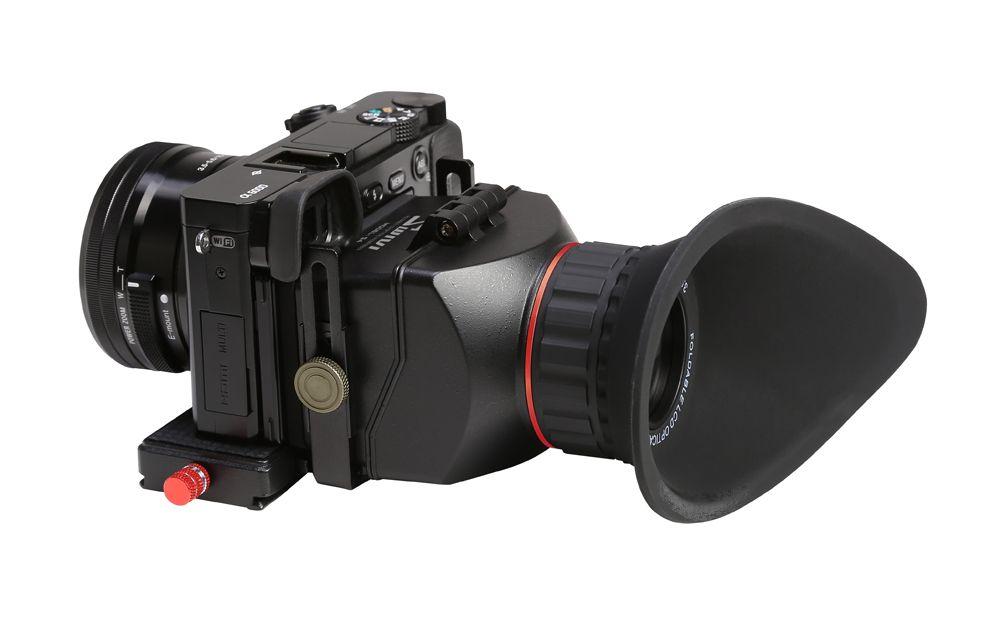 Swivi S4 Foldable Viewfinder Mirrorless Camera Sony Camera Sony Camera Alpha