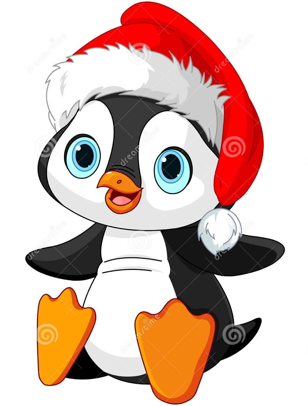 penguin christmas christmas crafts. Black Bedroom Furniture Sets. Home Design Ideas