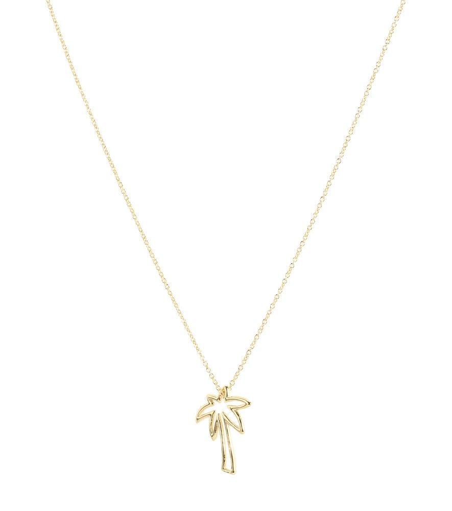 Aliita Palmera 9kt gold necklace EUYFgA3gwV