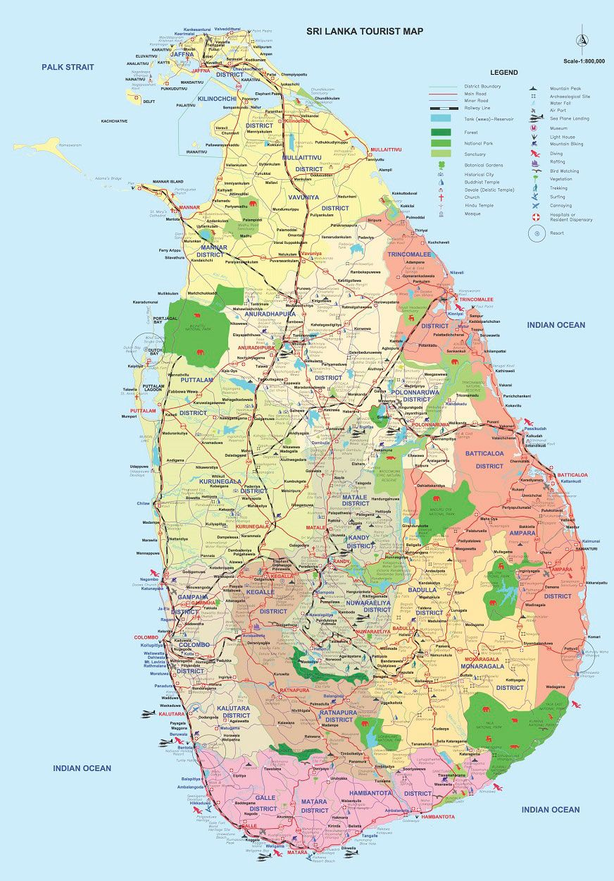 how to get tourist guide license in sri lanka