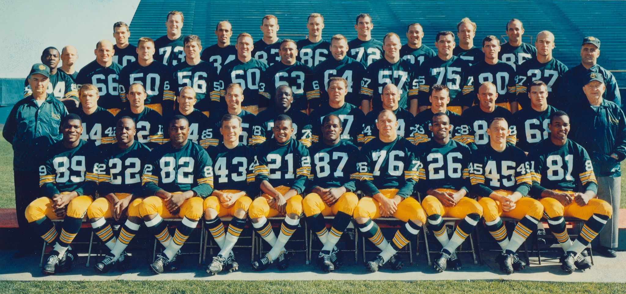 1966 Super Bowl Champs- Green Bay Packers