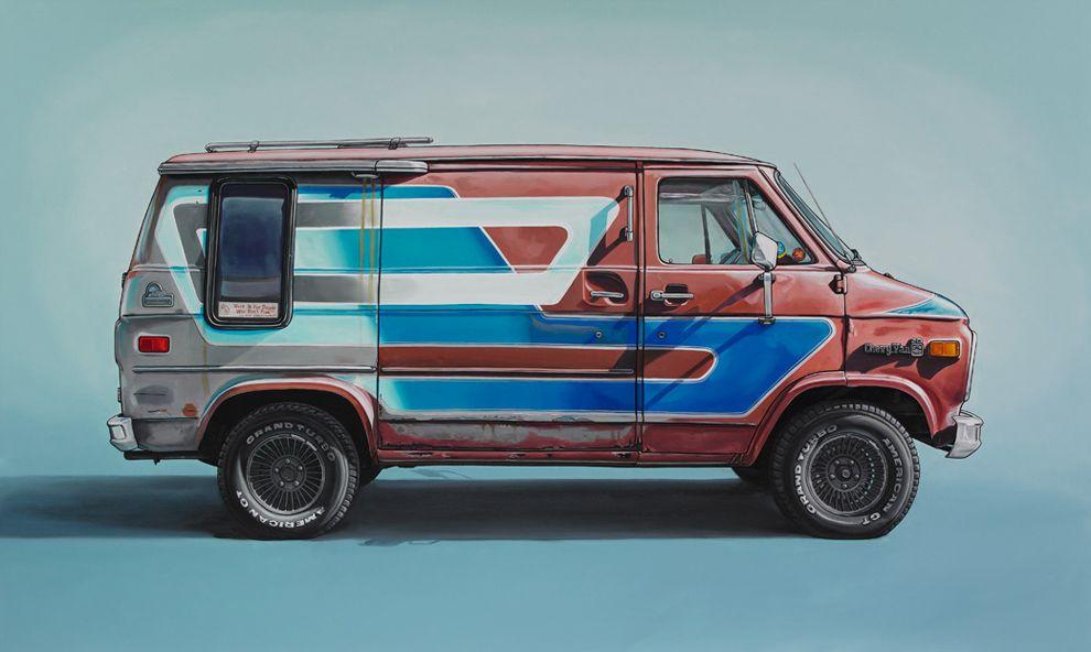 Vehicles / Kevin Cyr
