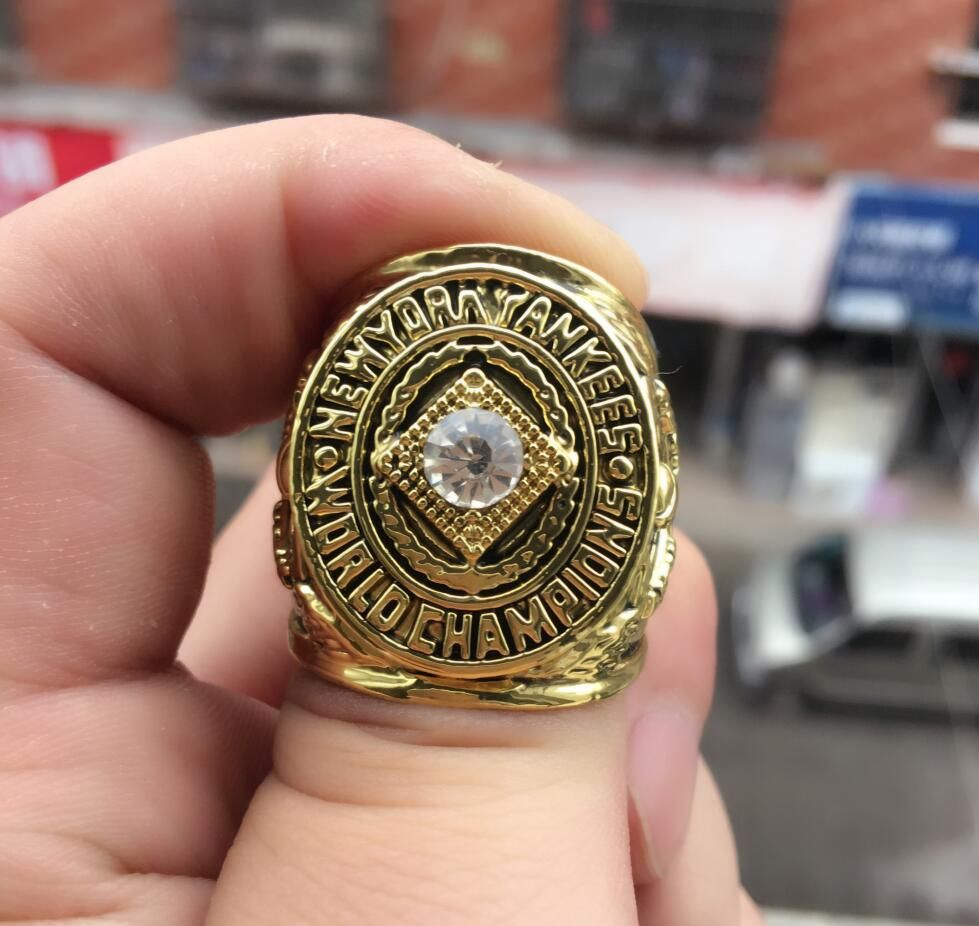 Free Shipping 1941 New York Yankees World Series Mlb Baseball Championship Ring Championship Rings New York Yankees