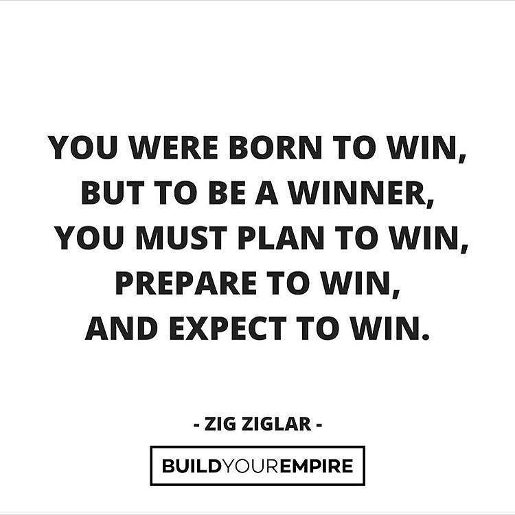 Quotes Hub: Let's Win! By Buildyourempire_