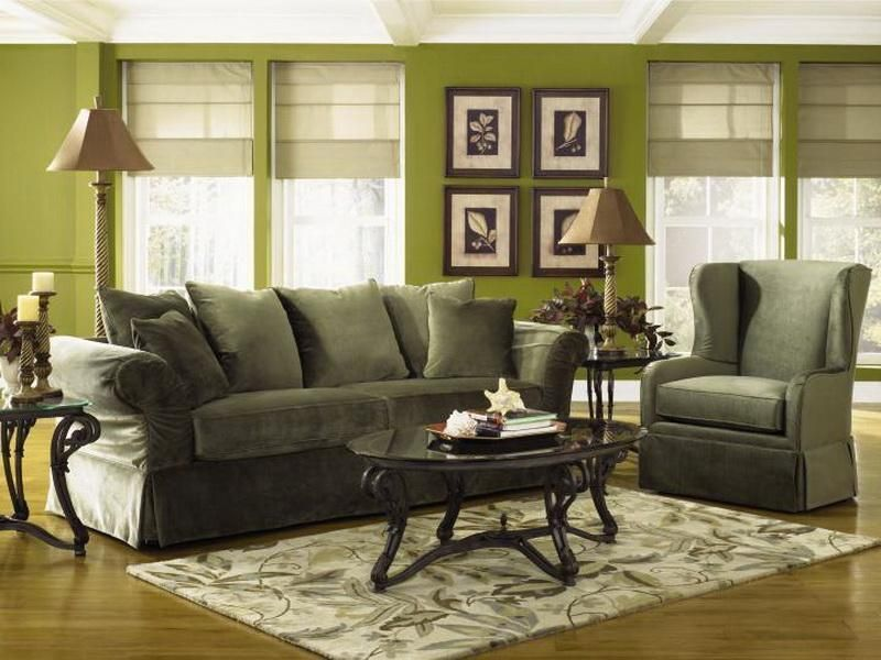 Green Living Room Walls Green Living Room Ideas Write Up Which Is Assigned Within Living R Dark Green Living Room Living Room Paint Living Room Color Schemes #olive #green #walls #living #room