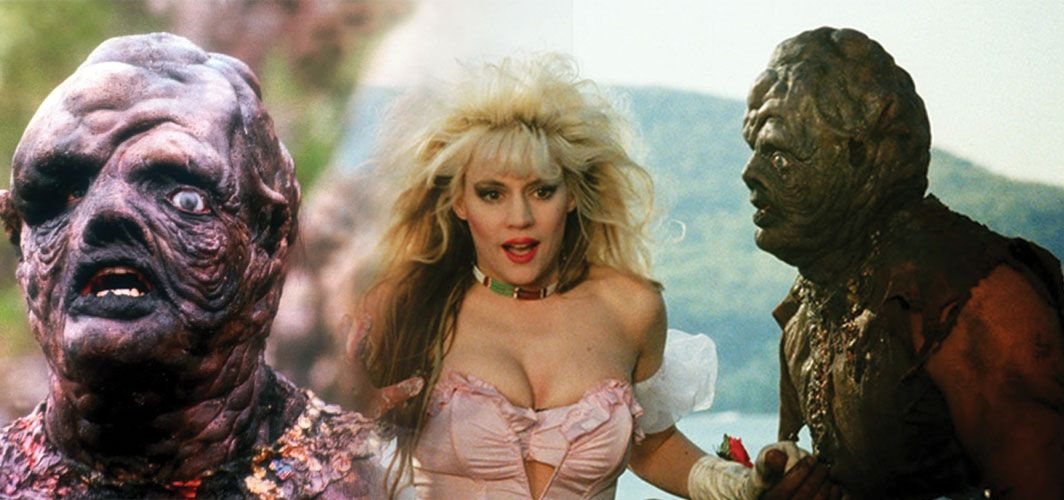 He's not just another pretty face. The Toxic Avenger Gets a Reboot! The Mop Boy Returns! #horror #news #toxie #troma