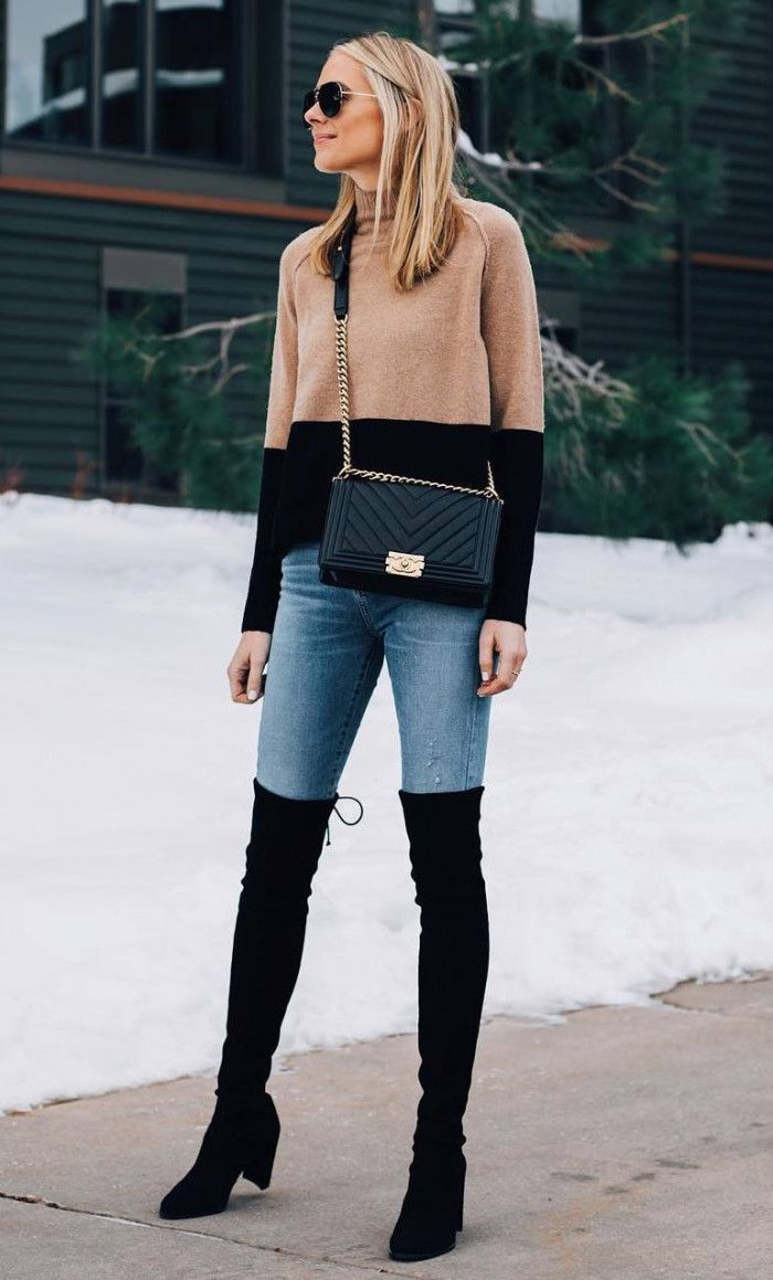 30 Street Style Outfits To Try This Winter | Idee di moda