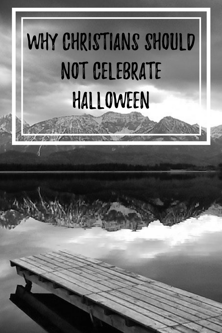 why christians should not celebrate halloween | holidays | pinterest