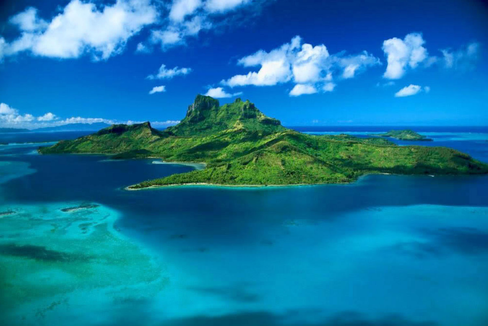 The Comoros Paradise wallpaper, South pacific islands