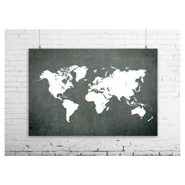 Grey world map print grey world map poster grey world map grey grey world map print grey world map poster grey world map grey wall gumiabroncs Gallery